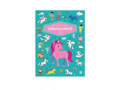 Mijn Groot Kleurboek Eenhoorns