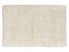 Wenko Badmat Urdu 60X90Cm - 80% Polyester 20% Katoen Ecru