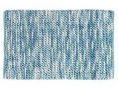 Wenko Badmat Urdu 60X90Cm - 80% Polyester 20% Katoen Aqua
