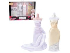 Harumika Set Bruidsjurken 2 Mannequins
