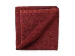 Handdoek Ladessa Rust Red