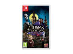 Nintendo Switch Addams Family Mansion Mayhem