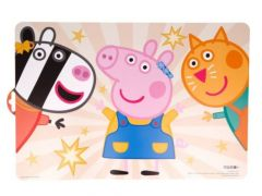 Peppa Pig Placemat Kindness Counts