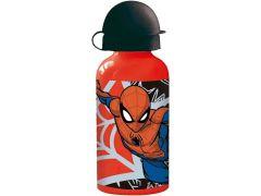 Spiderman Aluminium Bottle Urban Web