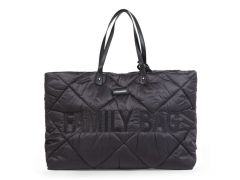 Childhome Family Bag Gewatteerd Zwart
