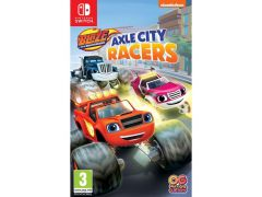 Nintendo Switch Blaze And The Monster Machines
