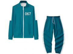 Squid Game Player 067 Jacket S