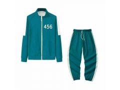 Squid Game Player 456 Jacket L