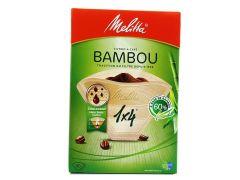 Melittafilter 1X4/80 Bamboo
