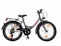 Fiets Meisjes Citybike 20 6V