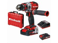 Einhell Te-Cd 18 Li Kit 2,0 Ah Koolborstelloos Accu Boor-/Schroefmachine, 2 Accu'S, Power X-Change