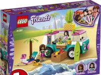Friends 41397 Sapwagen