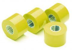 Isolatietape geel 50mm x 20m (4st)