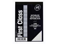 Notablok Fc 105X165 Houthoudend
