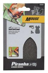 Mouse grof schuurlinnen /3