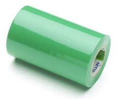 Isolatietape groen 100mm x 10m