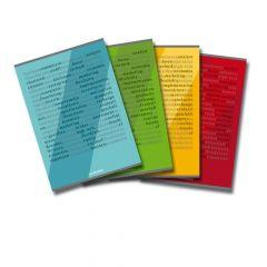 Snitboek Lines A4 60Bl 1L