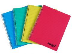 Spir Snitboek A4 60Bl Commercieel