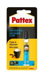 Pattex Sec.Lijm Sta-Tube 3Gr