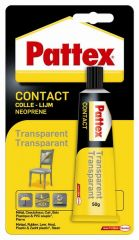 Pattex Transparent 50 G Blister
