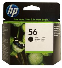 Hp Inkcartridge Nr 56 Black