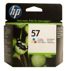 Hp Inkcartridge Nr 57 3-Color