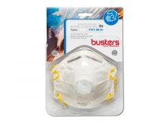 Busters Stofmasker Yuma Ffp1 Nr D V 2St
