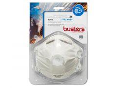 Busters Stofmasker Yuma Ffp2 Nr D V 2St