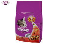 Whiskas dry rund & groenten 4kg