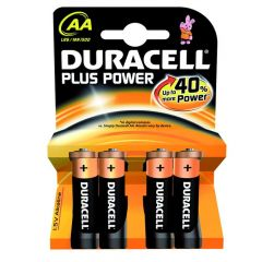 Duracell Plus Mn1500 Lr06 Blister Aa