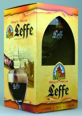 Merkbierglazen Leffe 33Cl