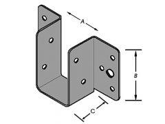 Balkdragers Opleg Mini 50Mm     /100