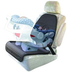 Seatsaver bescherming autozetel black