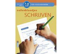 Tijd Voor Huiswerk - Schrijven (7-8J)