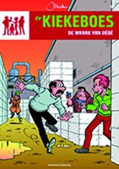 Kiekeboes 052 De Wraak Van Dede