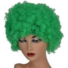 Pruik Hair Groen