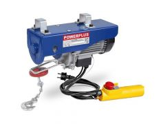Power Plus Pow902 Elektr Takel 300/600Kg 1050 W