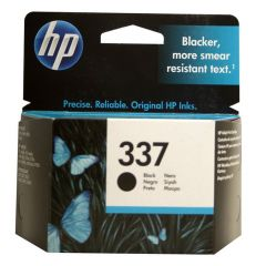Hp Inkcartridge Nr 337 Black