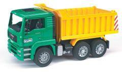 Bruder 02765 MAN TGA vrachtwagen met kiepbak