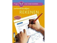 Tijd Voor Huiswerk - Rekenen (8-9J)