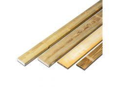 Gesch. Plank Ronde Hoek: 28X145X2400