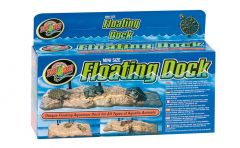 Zoo med floating mini dock