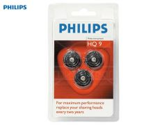Philips hq9/40 scheerkoppen smart touch speed xl set 3 stuks