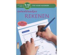 Tijd Voor Huiswerk - Oefenblaadjes Rekenen (9-10 J.)