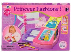 Prinsessenkleding ontwerpen