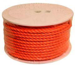 Pp-Oranje 14Mm 3-Str Bob +-100M