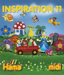 Hama Inspirtation 11 - Ideeenboekje