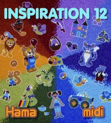 Hama Inspirtation 12 - Ideeenboekje