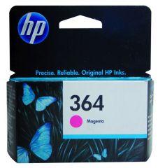 Hp Inkcartridge Nr 364 Magenta