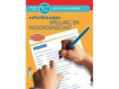 Tijd Voor Huiswerk - Oefenblaadjes Spelling